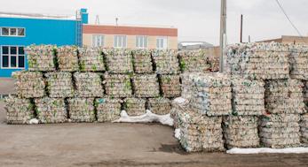 Recykling - skup odpadów