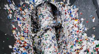 Recykling - wyspa ekologiczna